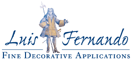 Luis Fernando Fine Decorative Applications – Venetian Plaster & Painting Services